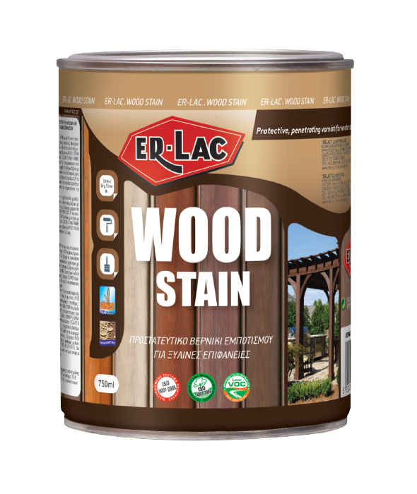 ER Wood Stain 1011 750ml