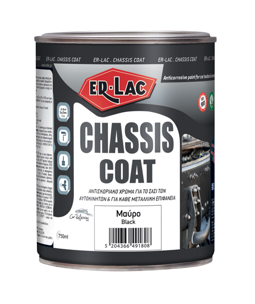 ER Chassis-Coat black 0,75L